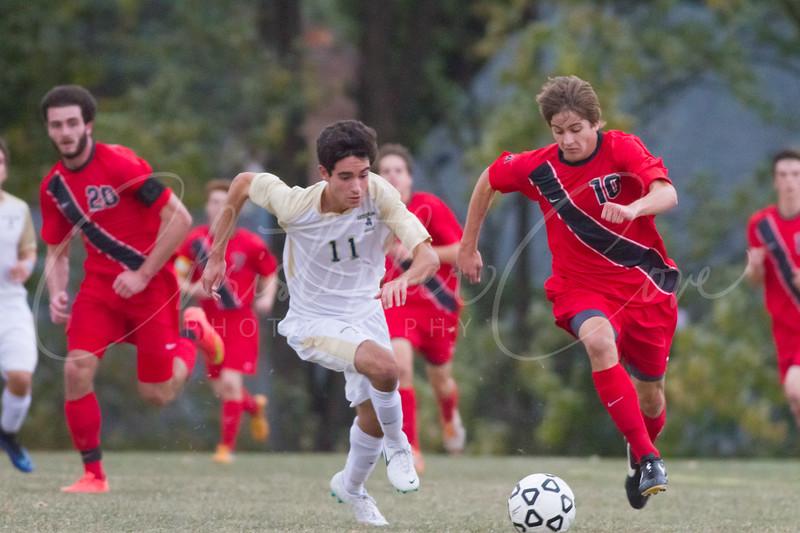 Pittsford Sutherland Varasity Soccer 10-14 vs Canandaigua