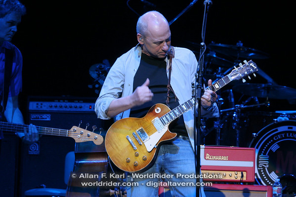 Mark Knopfler - Live - April 2010