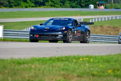 2021 SCCA Pitt Race Aug TT 153 Vette