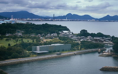 香川縣東山魁夷美術館 – 谷口吉生