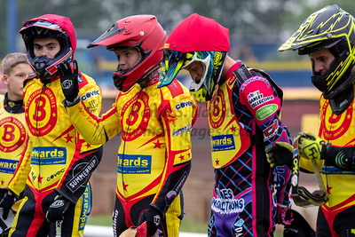 Birmingham Brummies vs Coventry Bees 30th May 2018