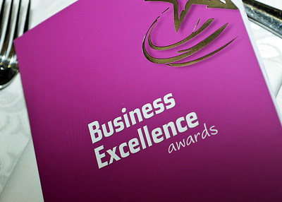 Business Excellence Awards 2012