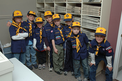 01-27-06 Scouts at the Coast Star
