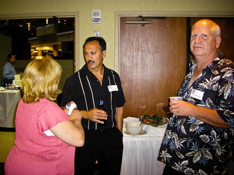 Mike Atalla, Catfish Dale Bernard