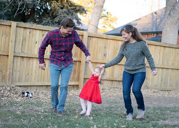 Alyssa, Zach and Amelia