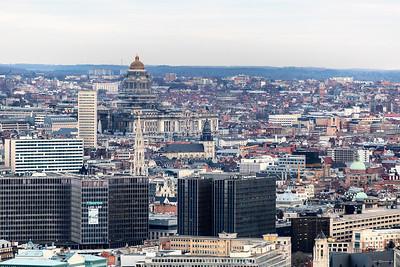 Rooftop - Quai des Péniches - 1000 Bruxelles 2015