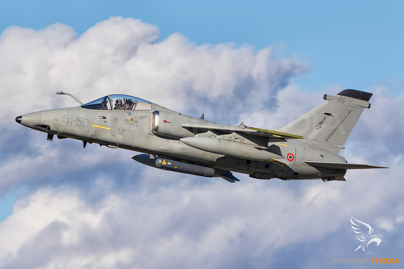 Italy Air Force / AMX / MM7186