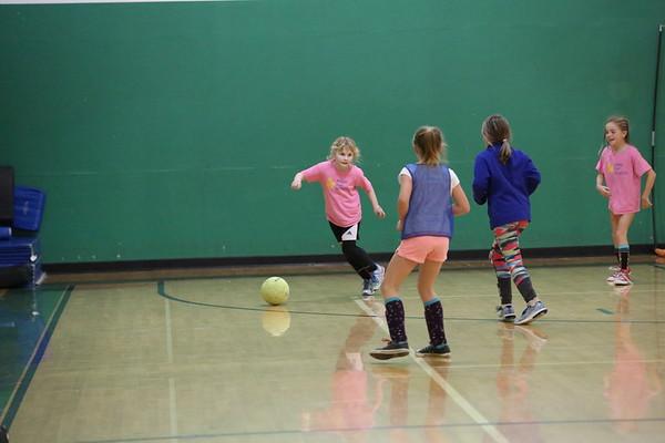 3rd Grade Indoor Soccer 2017