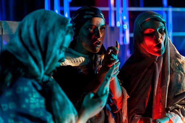 Burgess Hill Girls Macbeth