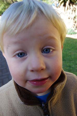 Pieter's 2nd Birthday (47 Photographs)