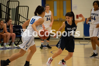 Girls Basketball: Tuscarora 65, John Champe 34 by Savannah Reger on February 11, 2019