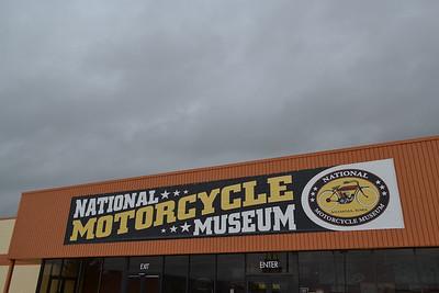 Natl Motorcycle Museum