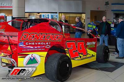 Diamond Run Mall Car Show - 4/8/17 - Dylan Friebel