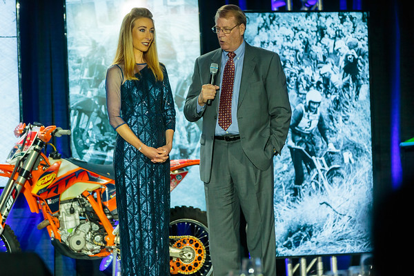 2019 AMA Motorcycle Hall of Fame Induction Ceremony