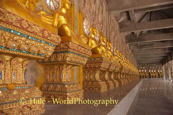 Phra Maha Chedi Mongkol