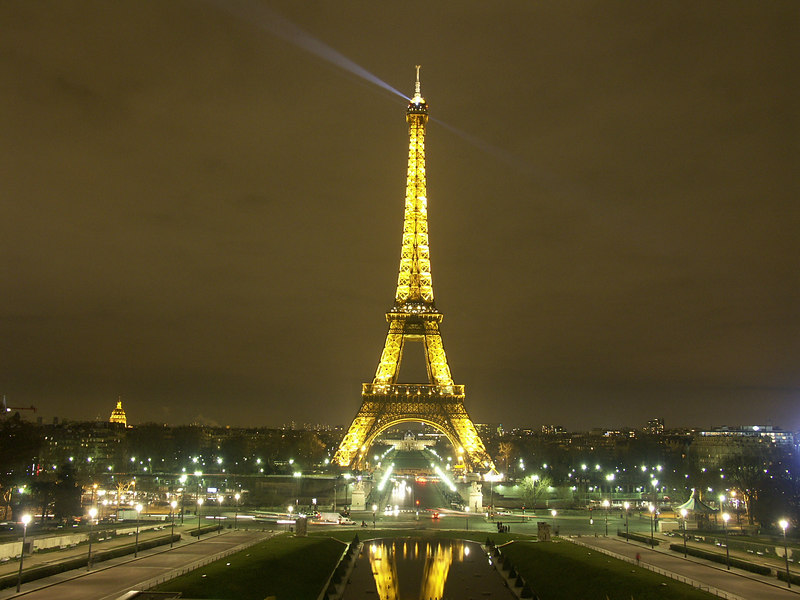 Gustav Eiffel's Masterpiece