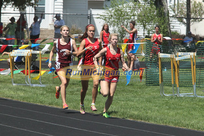 UP Girls' 800 Meters - 2014 MHSAA T&F Finals