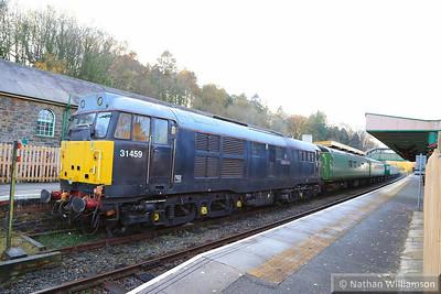 2013 - Dartmoor Railway
