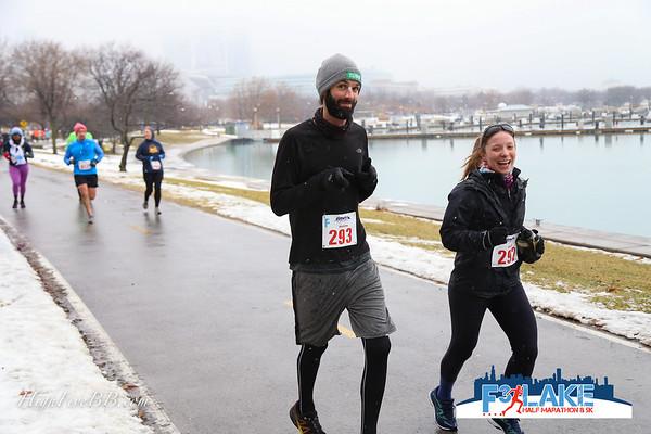 Half Marathon Mile 1 Part 5