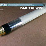 SKU: P-METALWISE/2M, Plasma Air Cooling Mechanized Torch for MetalWise Mach Two 100A Plasma, Torch Body Only
