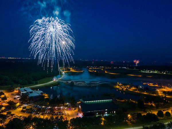 West Des Moines Fireworks