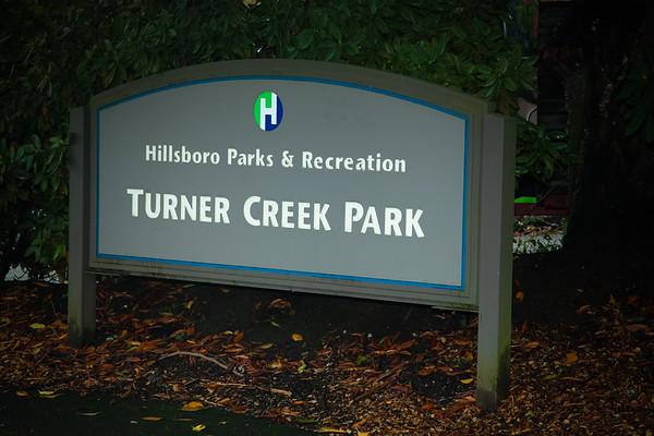 Turner Creek Park Fall 2014
