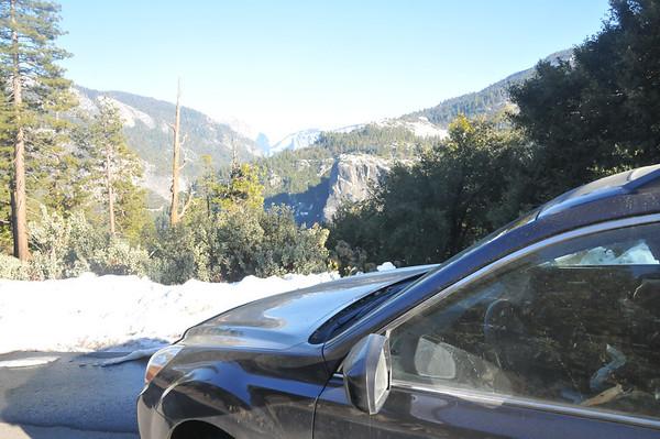 Widows Tears, Yosemite January 15, 2013