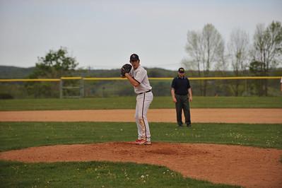 2010-5-7 Boys Junior Varsity Baseball