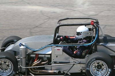 Little 500 Practice, Anderson Speedway, Anderson, IN, May 21, 2009