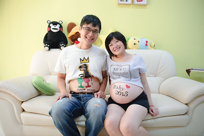 孕期寫真|佳憲瑜阡