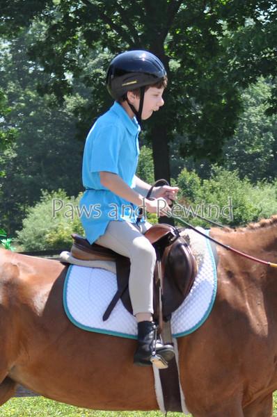 Class 5: Equitation W/T