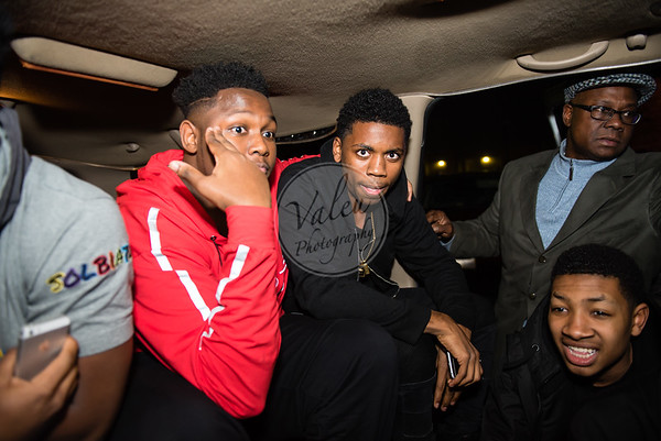 Omar and Elijah's 16th Birthday Celebration