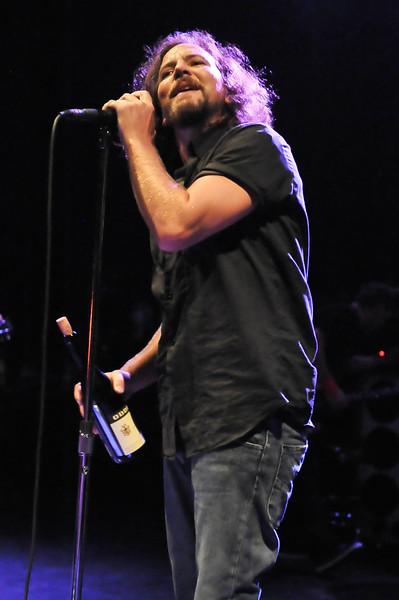 Pearl Jam @ Shepherds Bush Empire