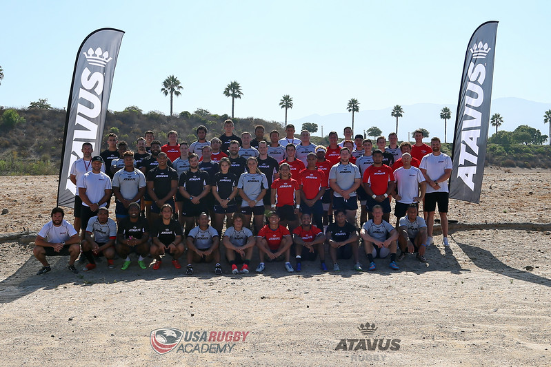 2017 ATAVUS USA Rugby Academy Men's Residence Camp Player Gallery