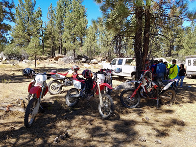 2016 Baja Ride - Tecate to Lake Hansen (Pete's to Ramona's)