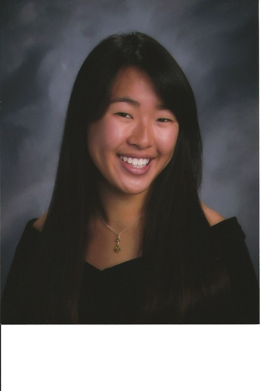 . <b>Name: </b>Channing Lou <br><b>School: </b>Redondo Union High School <br><b>GPA: </b>4.4 <br><b>Activities: </b>Church, Editor-in-Cheif of yearbook, volunteering (Sea Lab) <br><b>After Graduation: </b>UCLA College of Letters and Science <br><b>Future Career: </b>Biology/Medicine <br><b>Parents: </b>Lesli Fujimoto-Lou, Carl Lou
