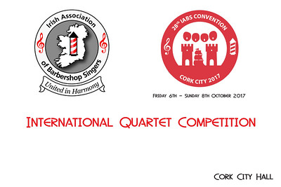 2017-1006 IABS - International Quartet Contest