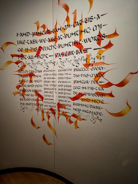 Book of Kells, fascinating
