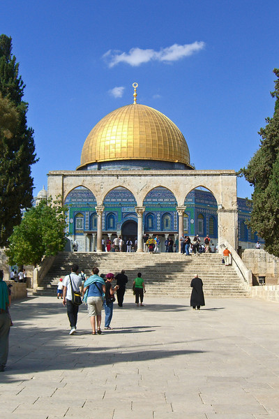 36-Dome of the Rock