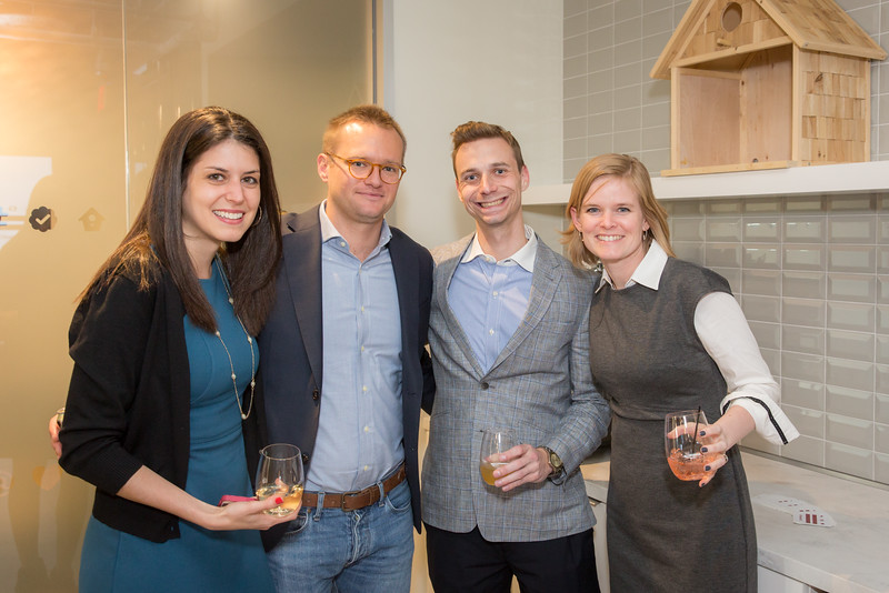 Twitter DC Office Opening Party