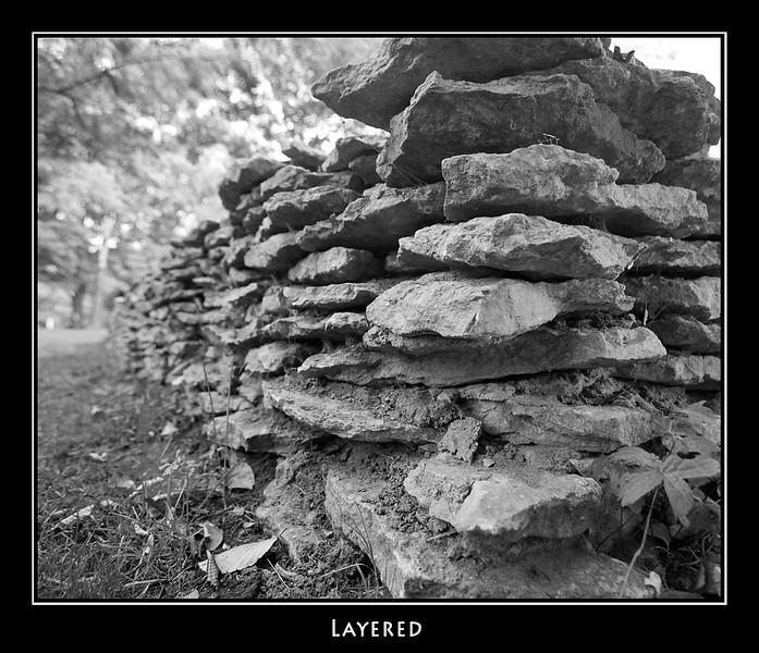 Layered ©John Green