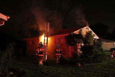 1440 W. Amherst Fire