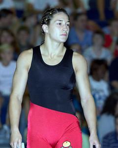 63 kg/138.75 lbs. Sara McMann (Iowa City, Iowa/Sunkist Kids) def. Alaina Berube (Escanaba, Mich./New York AC)