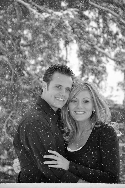 Heather and Mark Engagement