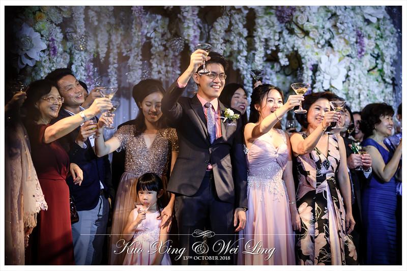 Wedding of Kuo Xing & Wei Ling   © www.SRSLYPhotobooth.sg