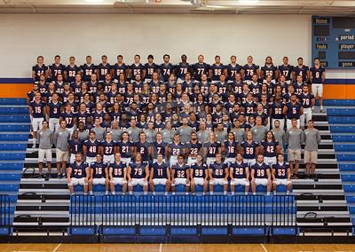 Wheaton College 2016 Football