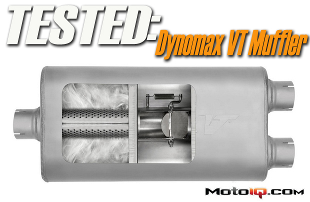 Dynomax VT Muffler Test! Does Quiet Mean Slow?