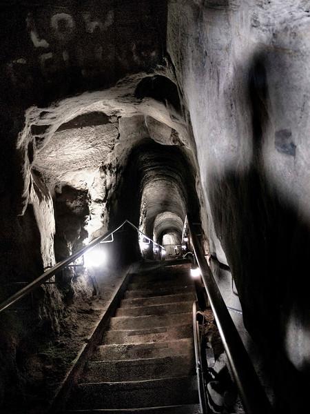 Cave in La Jolla CA
