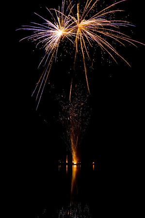 Fireworks July 4 2009