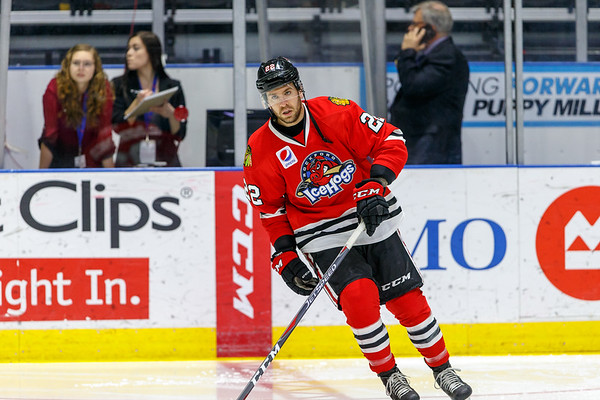 03-24-18 - IceHogs vs. Wolves